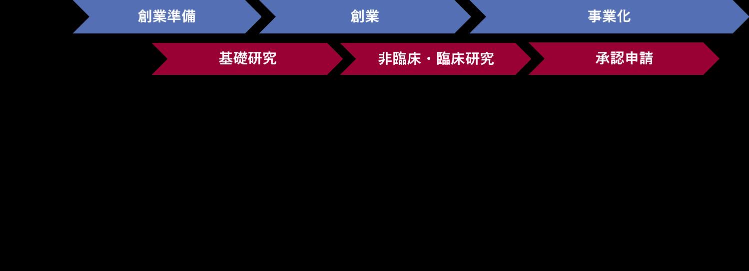 コンサルティング項目およびステージ